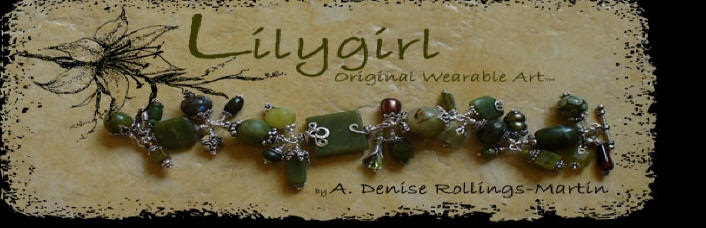 Lilygirl Original Wearable Art